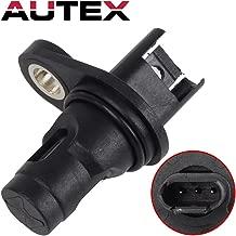 AUTEX Crankshaft Position Sensor CPS PC768 13627525015 compatible with BMW Z4 06-14/BMW X3 07-13/X5 & X6 & M3 & M5 & M6 & 740I & 740LI & 535I & 530XI & 530I & 528I & 525XI & 525I & 335XI & 335IS