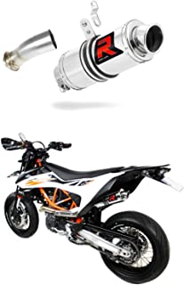 K 1200 S Escape Moto Deportivo GP I Silenciador Dominator Exhaust Racing Slip-on