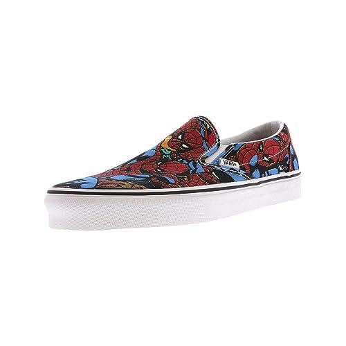 4613db7d11817f Vans Unisex Classic (Checkerboard ) Slip-On Skate Shoe