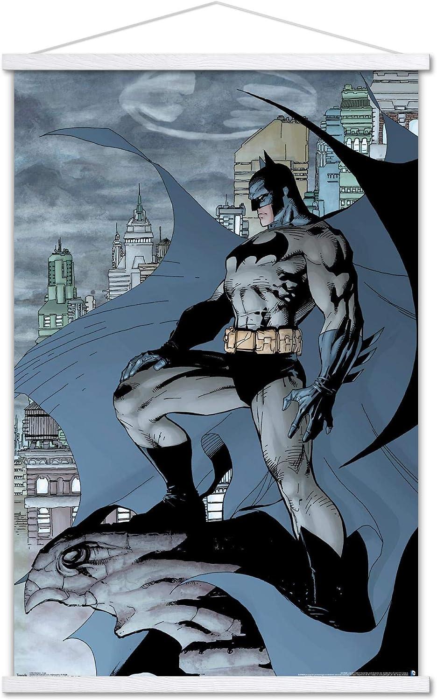 Trends Popular overseas International DC Comics - Wall Batman Elegant Cape Poster with