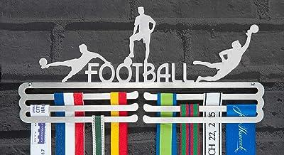Runners Wall Voetbal medaille Hanger Display