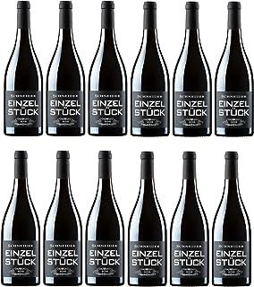 Markus Schneider Einzelstück portugieser Rotwein deutscher Wein trocken Pfalz 12 Flaschen