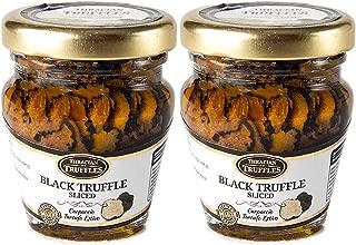 Carpaccio Tartufo Gourmet con Trufa Negra de Verano 70% Tuber Aestivum Conservado en Oliva Virgen Extra (2 x 45g)