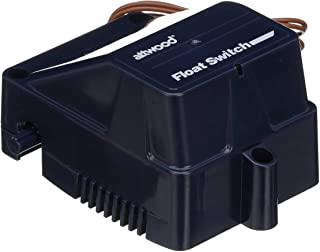attwood 4201-7 Interruptor Automático con Flotador, 12-24V, 67 mm x 108 mm