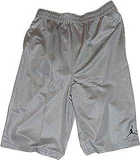 7014eb03a5f Nike Boys Air Jordan Mesh Athletic Basketball Shorts