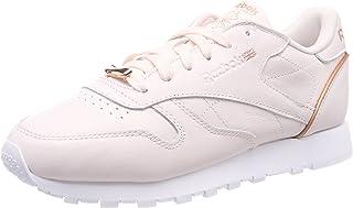 chaussure reebok classic lth blanc femme
