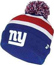 '47 Brand Breakaway Fashion Cuff Beanie Hat with POM POM - NFL Cuffed Winter Knit Toque Cap