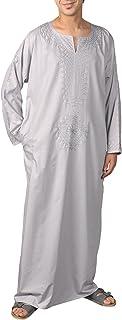 Diseño moderno hombre-caftán presupuestarios vestido, color: gris