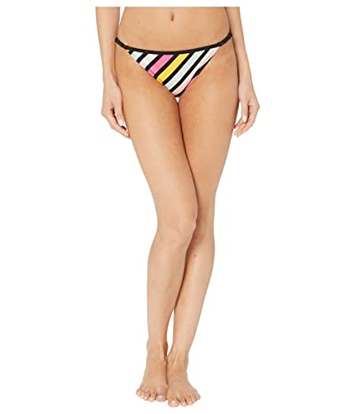 Roxy Pop Surf Full Swim Bottoms (Anthracite Pop Surf One) Women