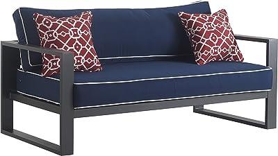 Amazon.com : RST Brands OP-PE48L-LNK-WG Resort Rattan ...