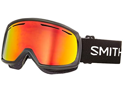Smith Optics Drift Goggle (Black/Red Sol-X Mirror/Extra Lens Not Included) Snow Goggles