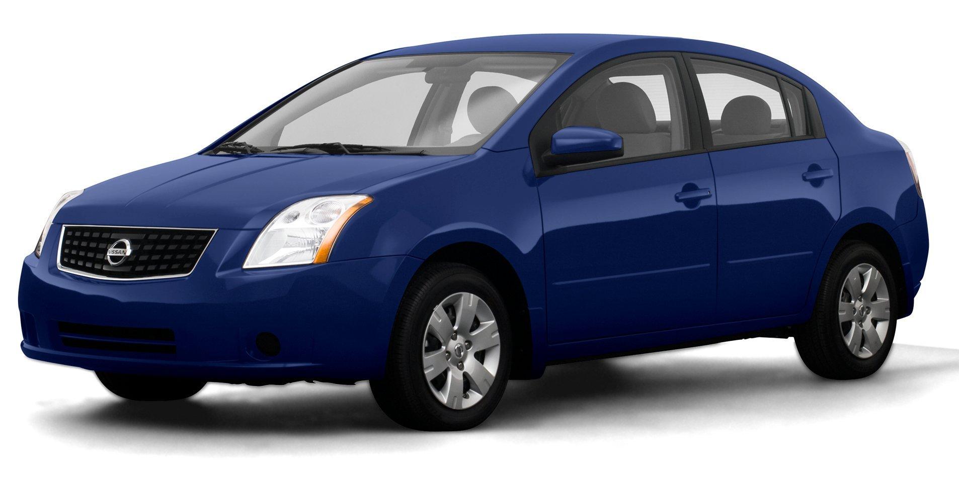 2008 Nissan Sentra 2.0, 4-Door Sedan 4-Cylinder CVT ...