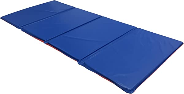 KinderMat 5 8 Inch Basic Rest Mat 4 Section