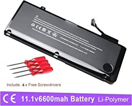 VUOHOEG A1322 Laptop Battery Replacement for MacBook Pro 13 inch A1322 A1278(2009 2010 2011 Version) 661-5229 661-5557 MB990LL/A
