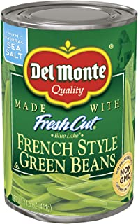large can of green beans