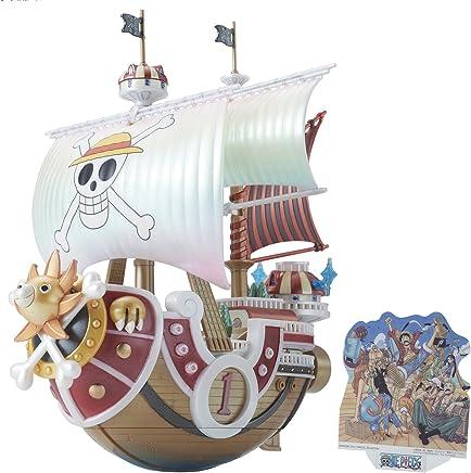 ワンピース 偉大なる船(グランドシップ)コレクション サウザンド・サニー号 メモリアルカラーVer. プラモデル