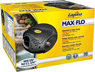 Laguna Max-Flo 960 Waterfall and Filter Pump for Ponds Up to 1920-Gallon