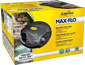 Best laguna max flo 1500 pond pump Reviews