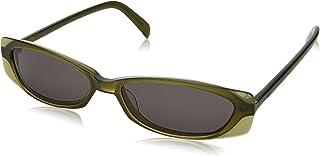 87426a2f04 Adolfo Dominguez Ua-15004-534 Gafas de Sol, Green, 42 para Mujer