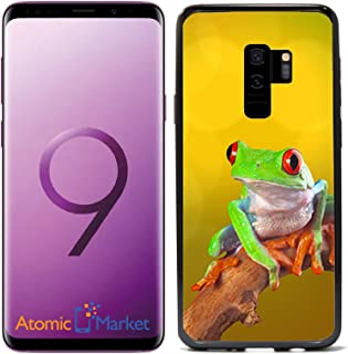 Colorful Tree Frog for Samsung Galaxy S9 Plus + 2018 Case Cover by Atomic Market