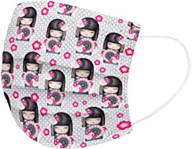 TEGT 10 stuks wegwerp-mondmaskers voor volwassenen, gezichtsbescherming, neusbescherming, zijde, ademend, antibacterieel, ...