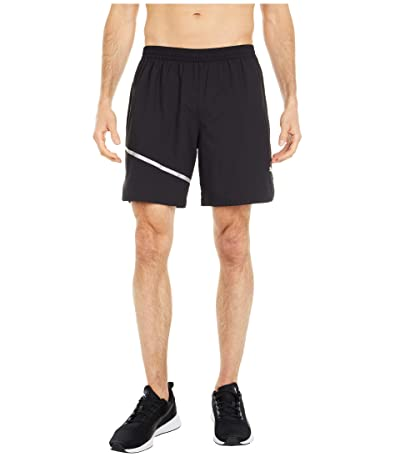PUMA Run Woven 7 Shorts (PUMA Black) Men