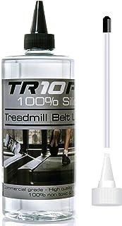 comprar comparacion TR10Pro 100% Aceite de silicona Lubricante para la cinturón de la Caminadora de 500ml de control extra largo Aplicador de ...