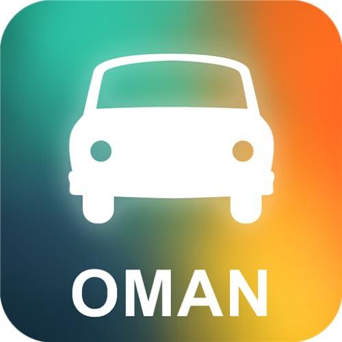 Oman GPS Navigation