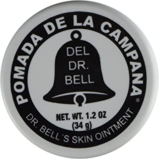 Pomada De La Campana DR Bell's Pomade Skin Ointment with Allantoin, 1.2 Ounce