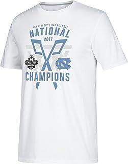 NCAA 北卡罗来纳州 Tar Heels 男式 Net Cutter Go-To Performance 短袖 T 恤