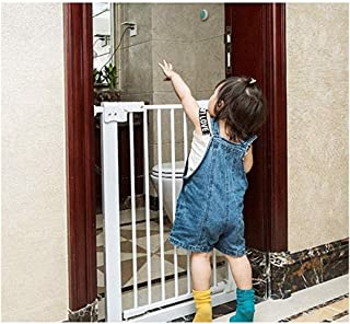 Free Punching Baby Gates for Stairs Fence Safety Gate Children's Kitchen Fence Pet Fence Self Closing
