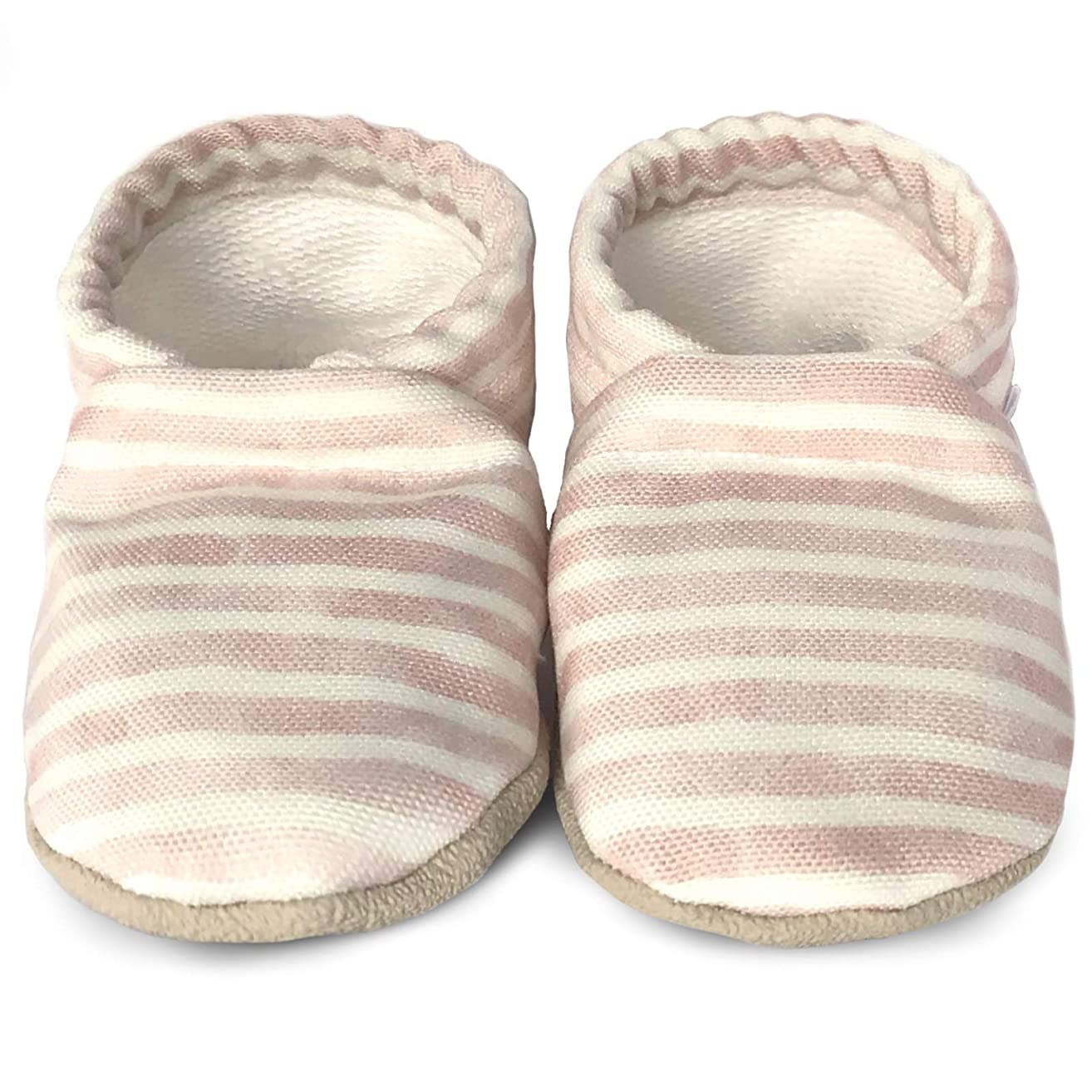 Organic soft soled baby shoes, EVERYLY