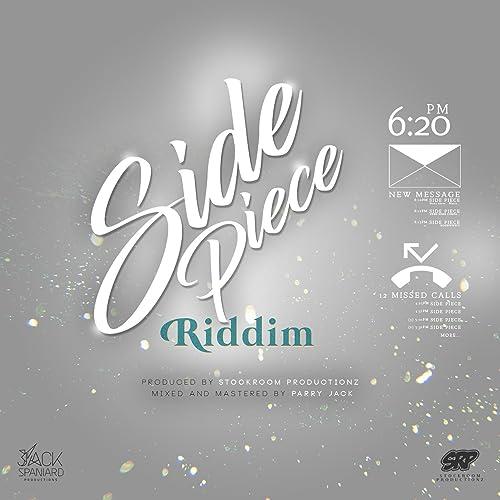 Side Piece Riddim (Instrumental) by Stockroom Productionz on Amazon
