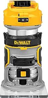 روتر جمع و جور DEWALT DCW600B 20V Max XR (فقط ابزار)