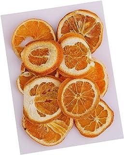 Baoblaze 10pcs Fleur Séchée Naturelles Tranches d'orange Décoration de Scrapbooking Mariage Carte Loisir Créatif DIY