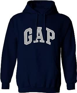 gap logo hooded sweatshirt