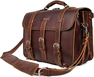 Best vegetable tanned leather bag Reviews