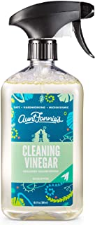 Aunt Fannie's All Purpose Cleaning Vinegar 16.9 Ounces, Multipurpose Surface Spray Cleaner (Eucalyptus)