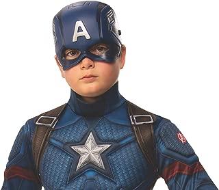 Endgame Captain America 1/2 Child Mask