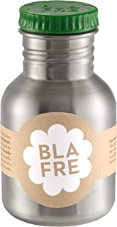 Blafre Stainless Recycled Steel Drinking Bottle Green 300ml - Classic design and a super way to avoid throwaway plastic