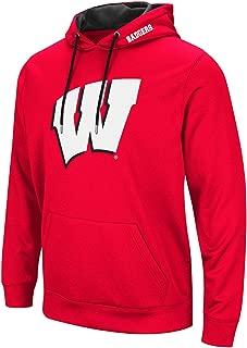 Men's NCAA-Elite Zone Pullover Hoodie Sweatshirt