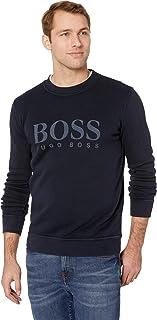 BOSS Orange 男式针织运动衫
