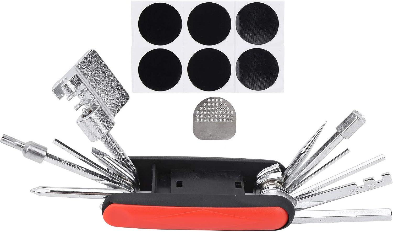 YJZO Super beauty product restock quality top! Bargain sale Multi Function Tool Repair Bike