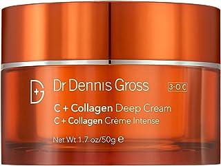 Dr Dennis Gross C+ Collagen Deep Cream, 1.7 Ounce
