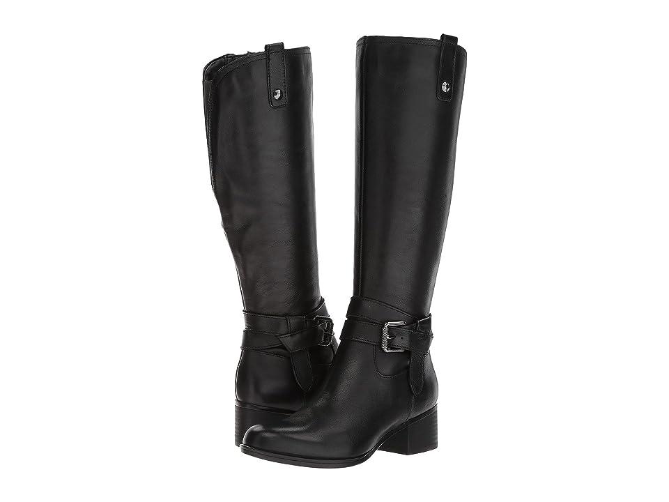 Naturalizer Dev (Black Leather) Women