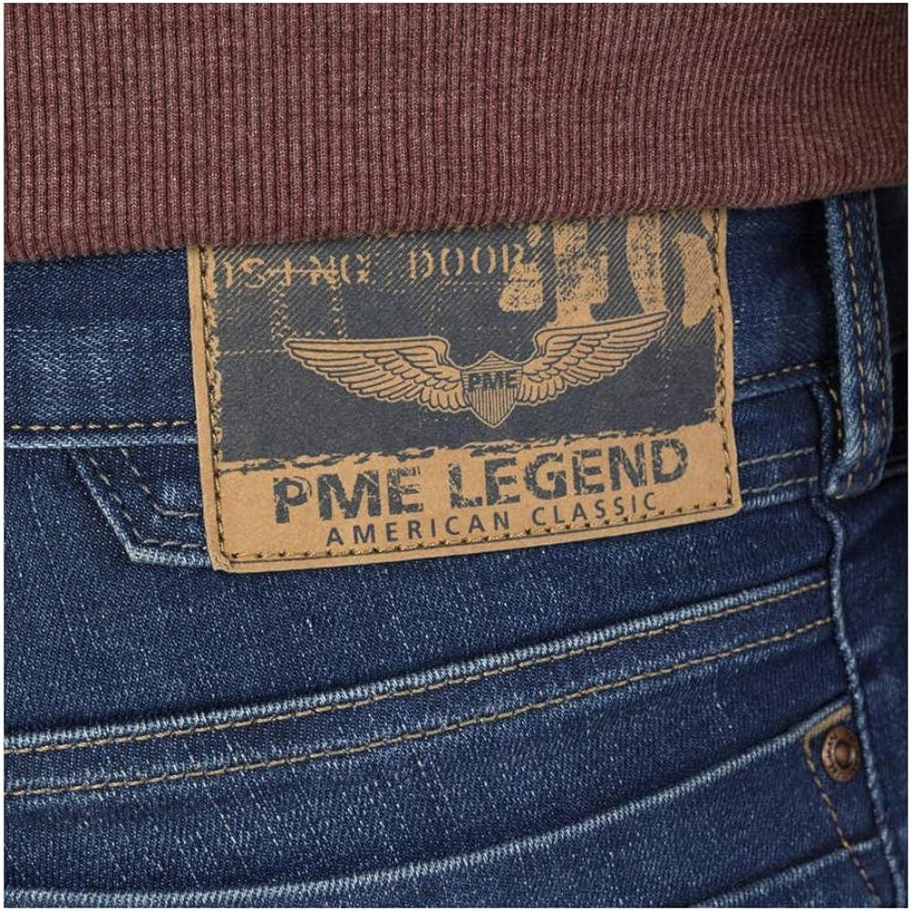 Pme legend - Pantalon - Homme Bleu Mid Blue Wash Mbw