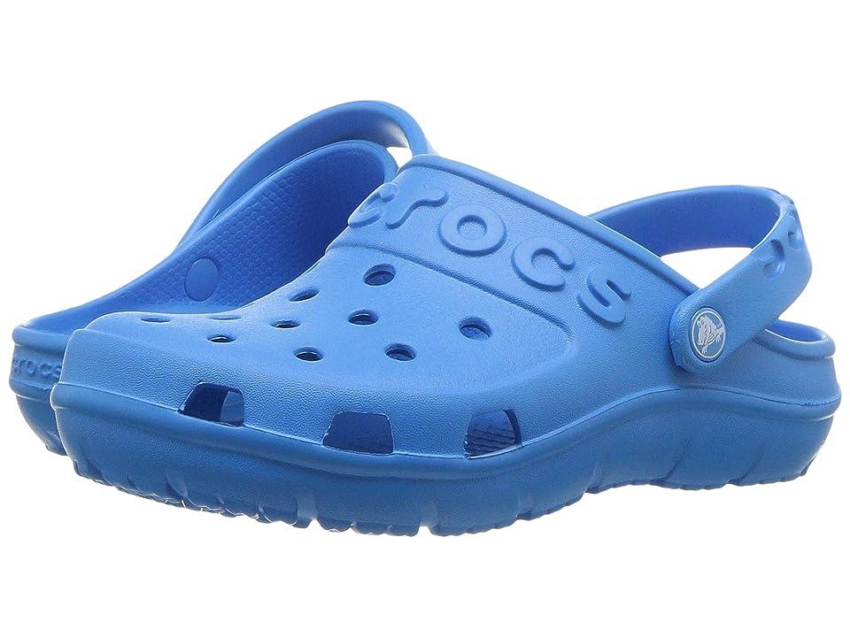 Crocs Kids Hilo Clog (Toddler/Little Kid) (Neon Magenta) Kids Shoes