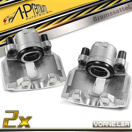 2x Bremssattel Bremszange Vorne Links Rechts Für Polo 9n 6n Fox Lupo Fabia 1 2 Arosa 1995 2011 6n0615123b Auto