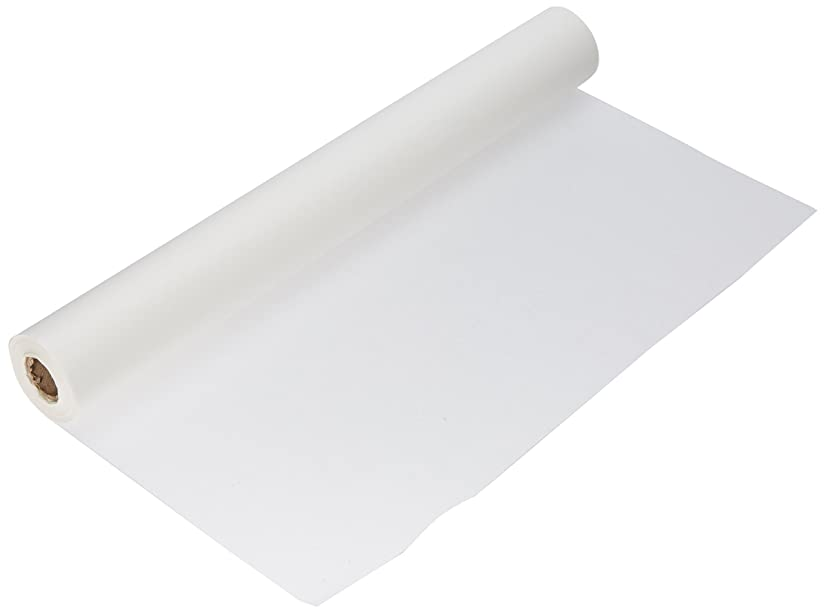 Alvin 55W-I Lightweight White Tracing Paper Roll, 18