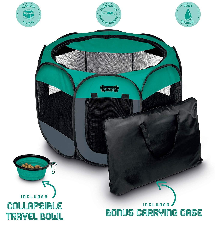 Ruff Ruffus Portable Foldable Collapsible